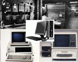 Perkembangan Generasi Komputer